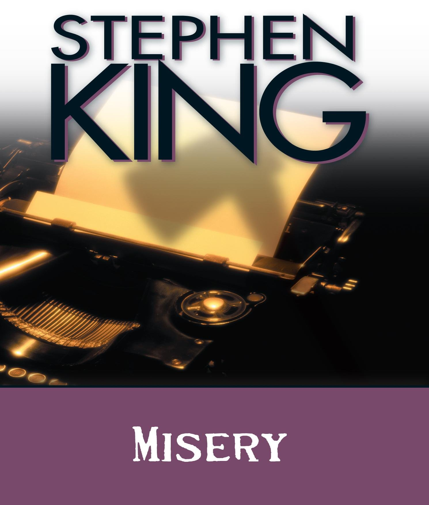 "Thesis paper on ""misery"" by stephen king writework."