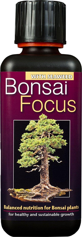Growth Technology Ltd GTBF300 Bonsai Focus Unique Liquid Concentrated Fertiliser 300ml 05-210-245