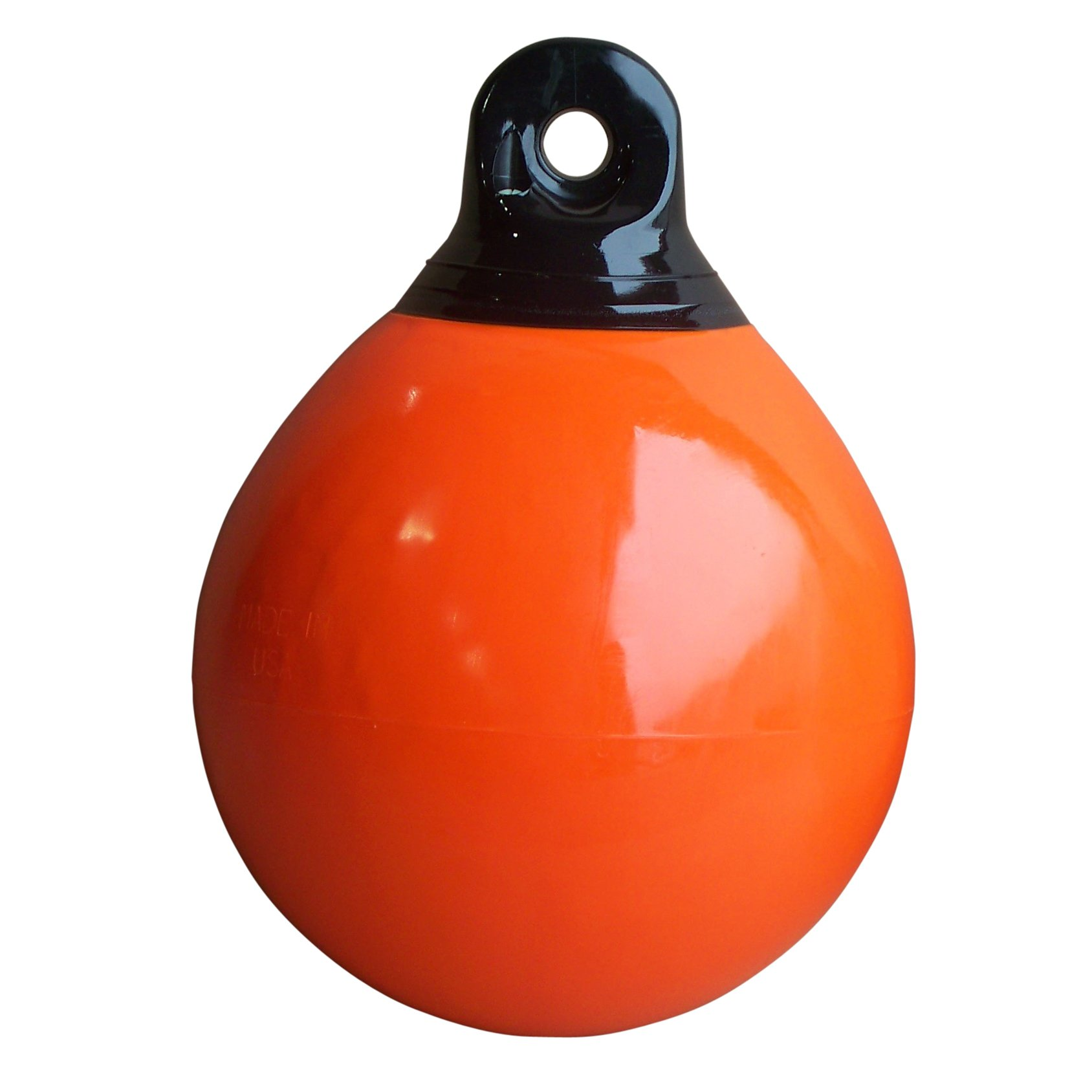 Dock Edge Commercial Buoy, Orange, 18-Inch by Dock Edge