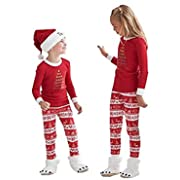 Family Christmas Pyjamas @ Amazon Seller Q.Y. Fashion