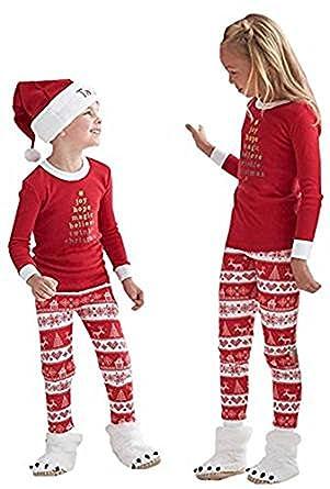 Family Christmas Pyjamas @ Amazon Seller Q.Y. Fashion