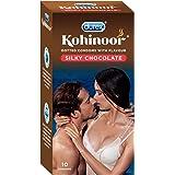 Durex Kohinoor Condoms - 10 Count (Silky Chocolate)