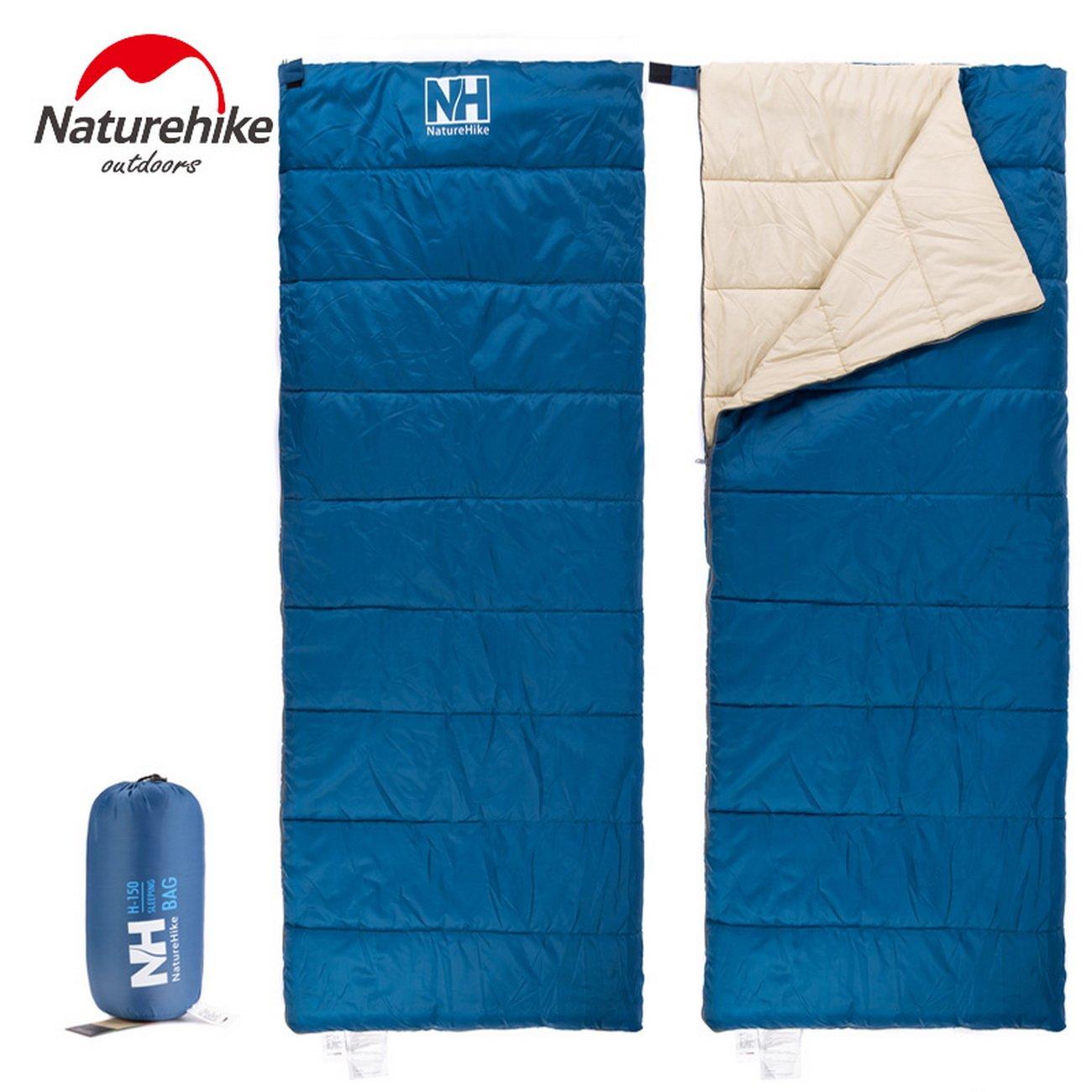 Naturehike Ultralight móviles de Sobre algodón Saco de Dormir nh15 a150 de D: Amazon.es: Hogar