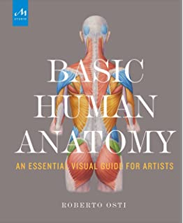 An atlas of anatomy for artists dover anatomy for artists fritz basic human anatomy an essential visual guide for artists fandeluxe Gallery