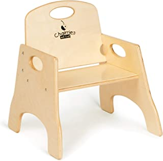 "product image for Jonti-Craft 6801TK Chairries Stackable Chair, RTA, 7"" Height"