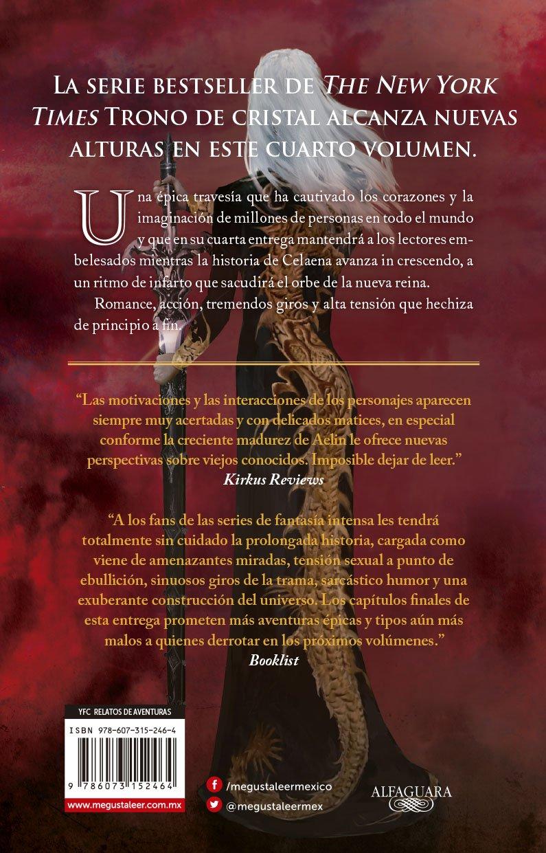 Amazon.com: Reina de sombras / Queen of Shadows (Trono de Cristal / Throne of Glass) (Spanish Edition) (9786073152464): Sarah J. Maas: Books