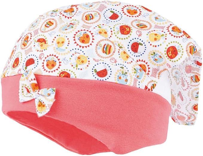 47 49 51 NeU MaxiMo Kopftuchmütze Baby Mädchen Mütze Kopftuch UV 50 Früchte Gr
