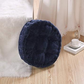 Amazon.com: WJEF - Cojines redondos para sillas de 5.9 in de ...