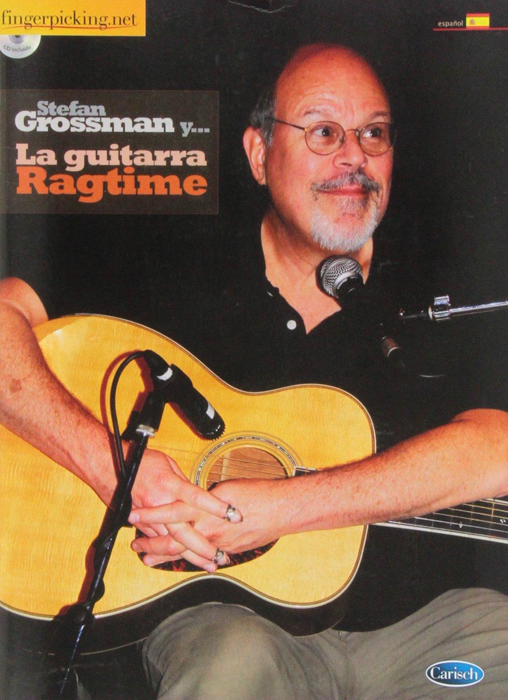 La Guitarra Ragtime (Fingerpicking.net): Amazon.es: Grossman ...