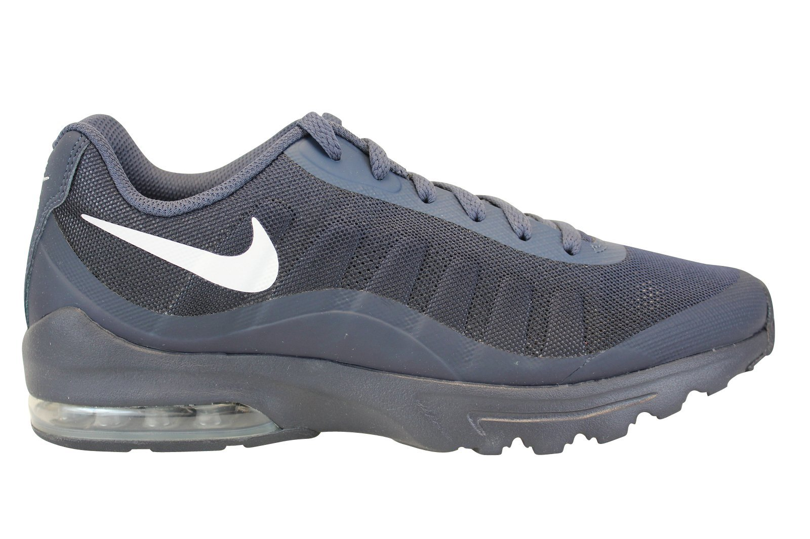 online shop best quality sports shoes NIKE Men's Air Max Invigor Print Running Shoe, Thunder Blue/Vast  Grey/Obsidian, 10 D US