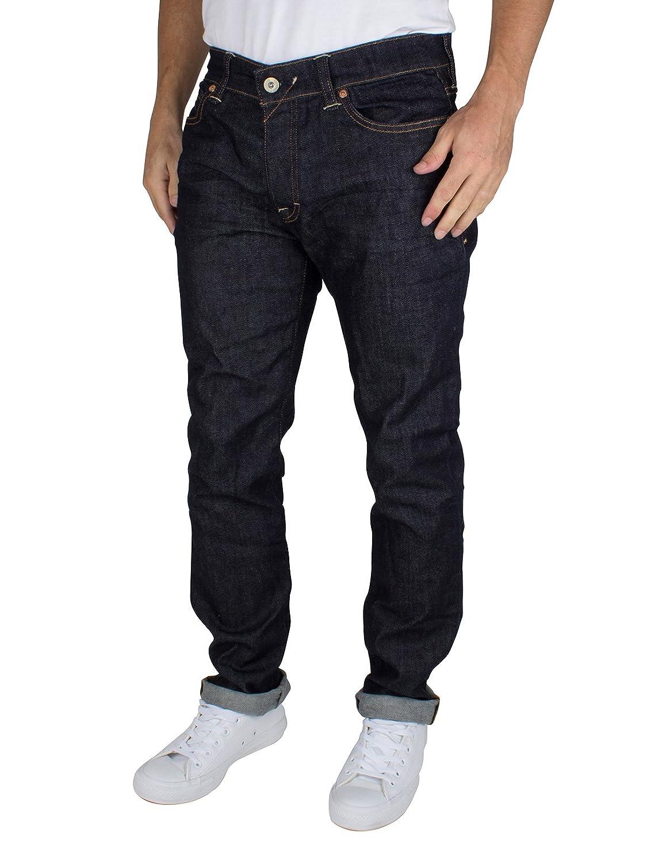 Franklin & Marshall Men's Slim Fit Boston Jeans, Blue
