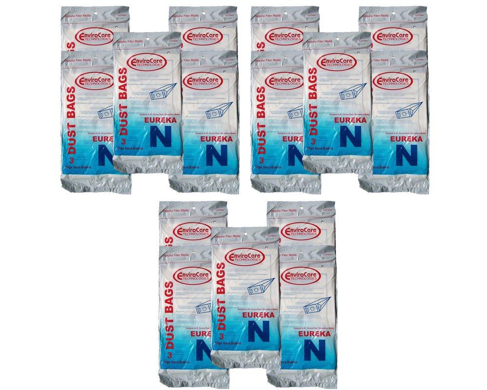 45 Eureka Mighty Miteアレルギー真空スタイルNバッグ、キャニスター掃除機、57988、57988 A、57988 – 12、57989、57989 – 12、( Filteraire、54920 – 10、3600 through 3650シリーズ B005Z2OVSU
