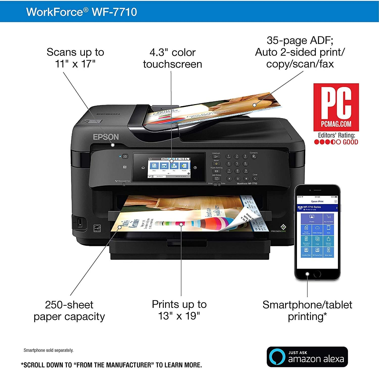 Plotter WF-7710 - Kit de materiales para impresora CISS (34