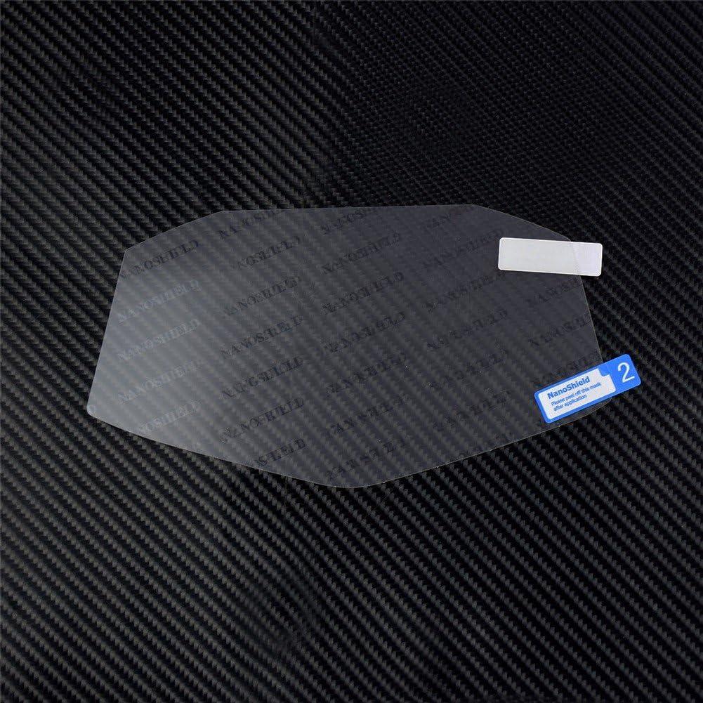 HONGK B078YNSJ8Z Dashboard Scratch Protection Film Screen Protector Compatible with Aprilia Shiver900 RSV4 RR