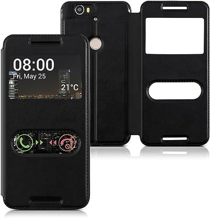 Kwmobile Flip Case Compatible With Huawei Google Nexus Elektronik
