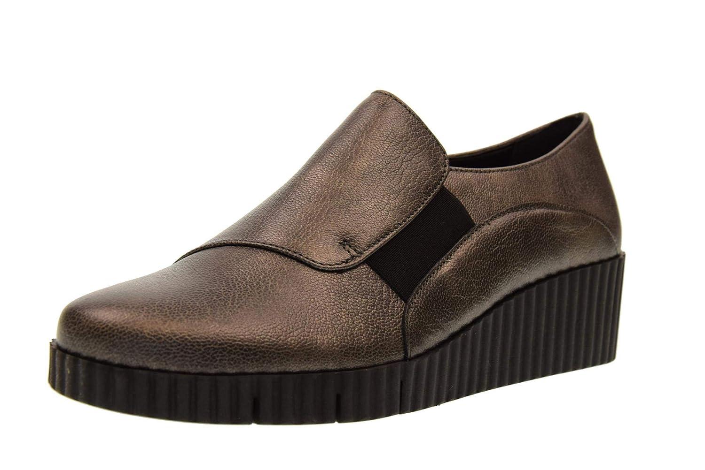 THE FLEXX Zapatos de Mujer Mocasines cuña D2037 09 Mila JOVICH: Amazon.es: Zapatos y complementos