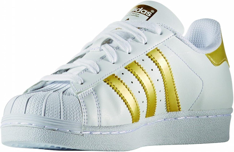 adidas Superstar J, Zapatillas de Deporte Unisex Niños