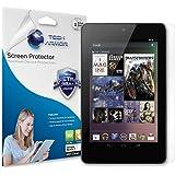 Nexus 7 Screen Protector, Tech Armor High Definition HD-Clear Google Nexus 7 Film Screen Protector [3-Pack]