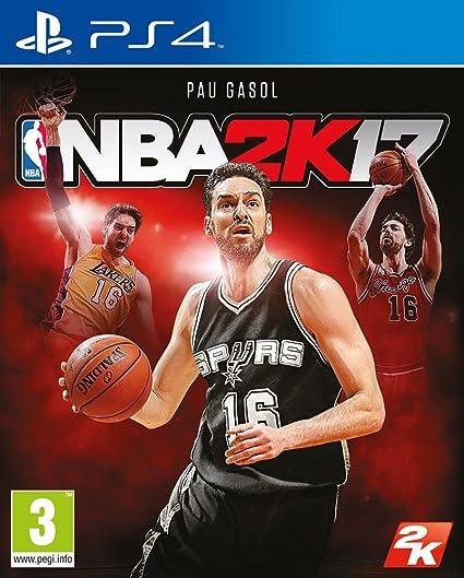 NBA 2K17 - Edición Estándar: playstation 4: Amazon.es: Videojuegos