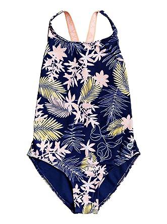 a5194b1d1f Roxy Bikini Point - Maillot de Bain Une pièce pour Fille 8-16 Ans  ERGX103052: Roxy: Amazon.fr: Vêtements et accessoires