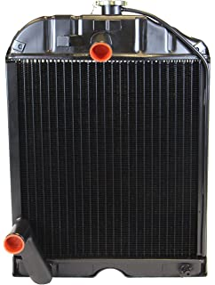 new replacement radiator for massey ferguson to35 s/n 204181 & earlier gas  engine only