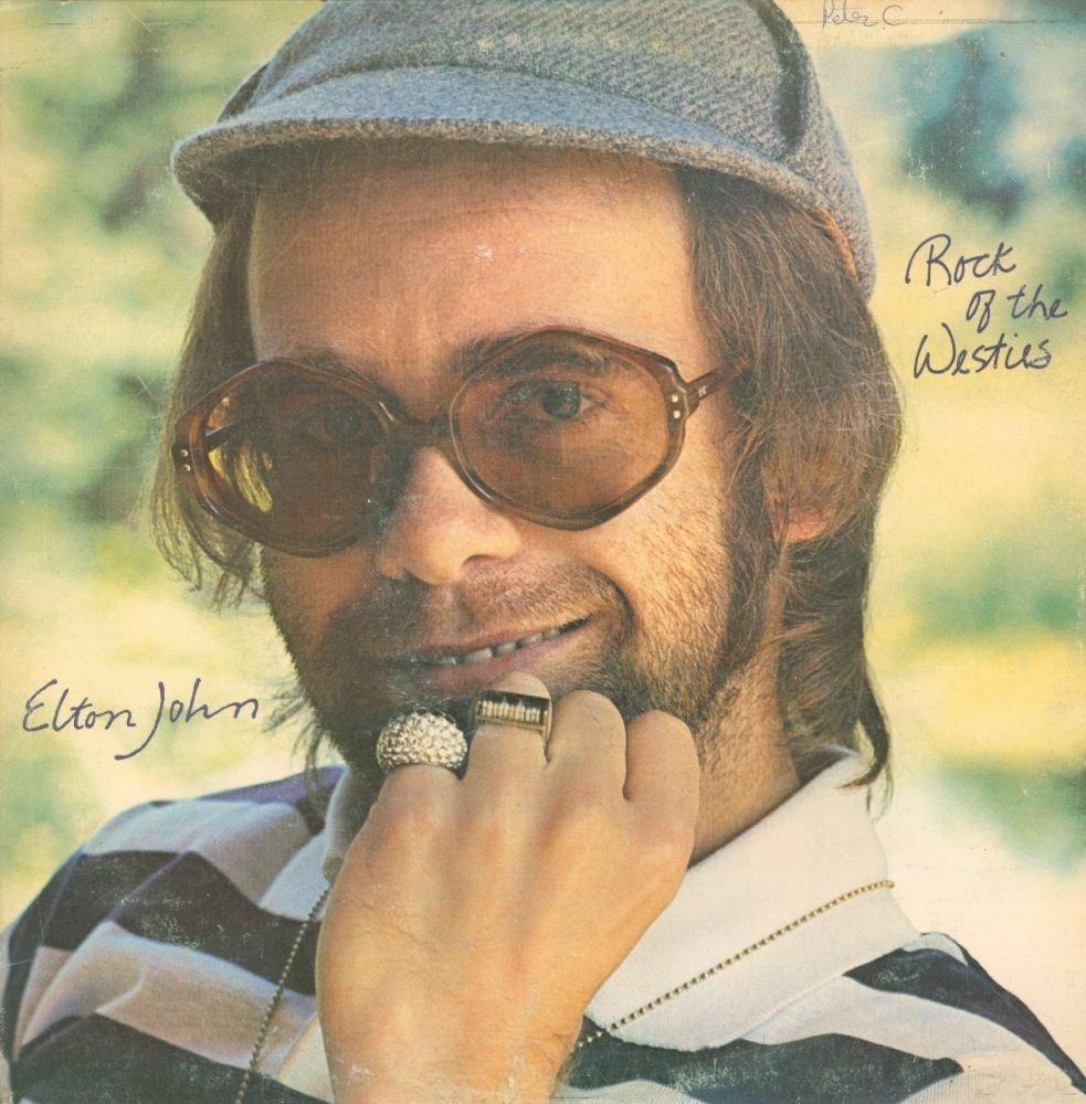 Elton John - Rock of the westies (1975) / Vinyl record [Vinyl-LP ...