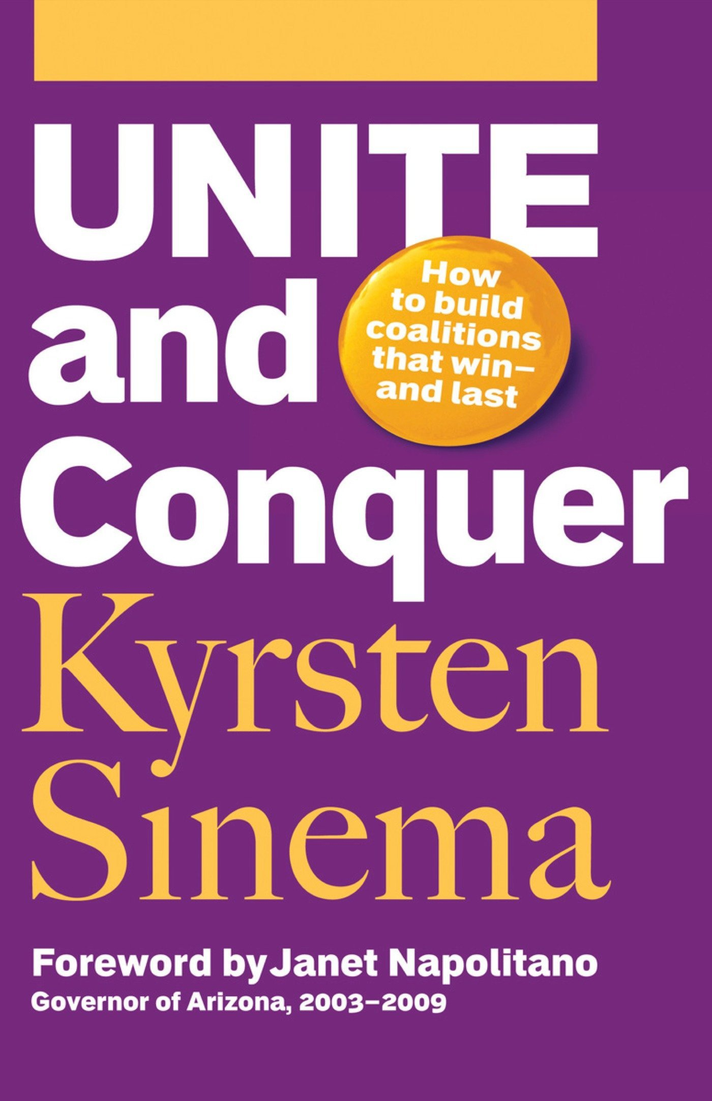 Read Online Unite and Conquer: How to Build Coalitions That Win#and Last ebook