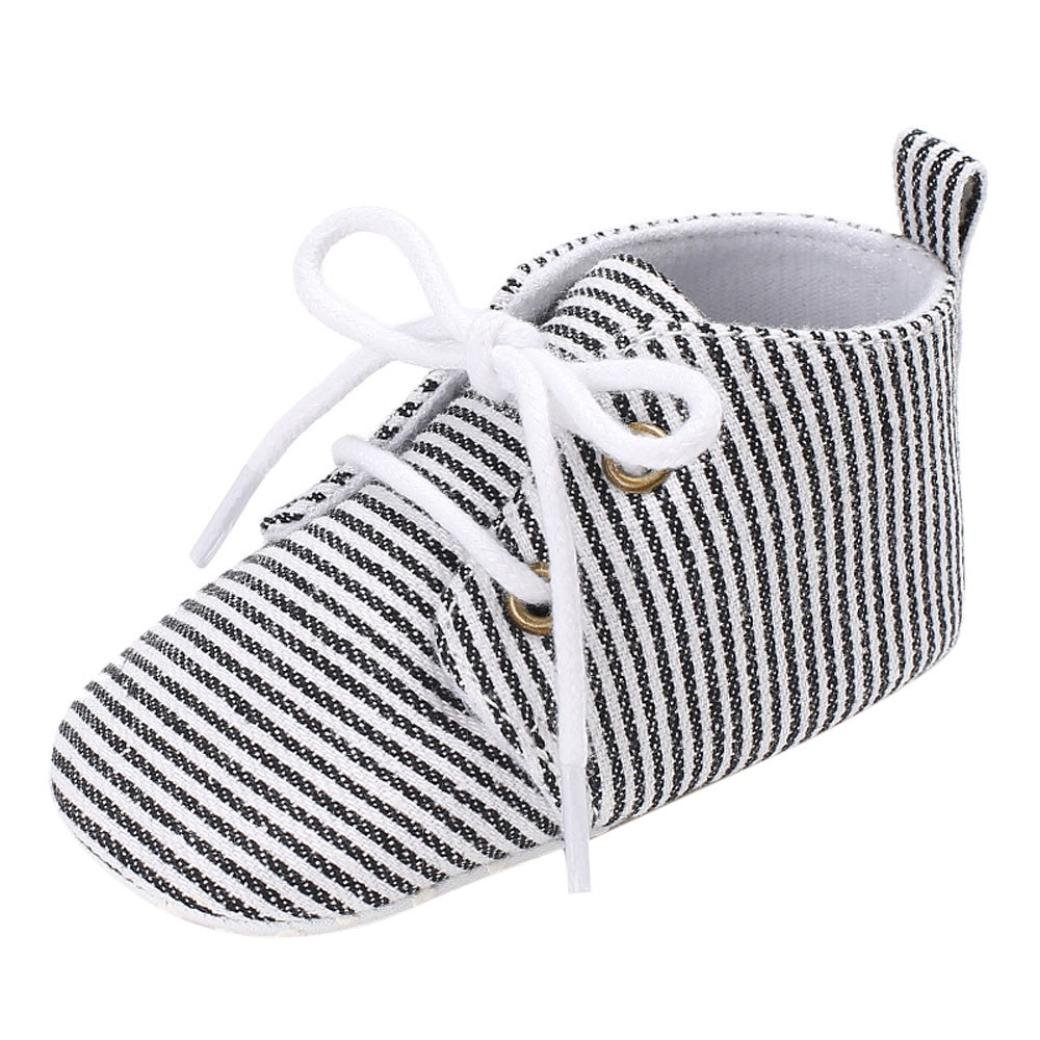 Binmer(TM) Toddler Newborn Baby Girl boys Soft Sole Crib Shoes Sneaker