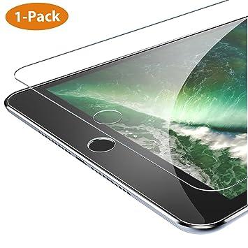 """Syncwire Cristal Templado Protector Pantalla HD para el Nuevo iPad de 9,7"""" ("""