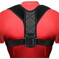 Back Posture Corrector for Men and Women, Adjustable Upper Back Brace Improve Posture-Clavicle Support Slouching…