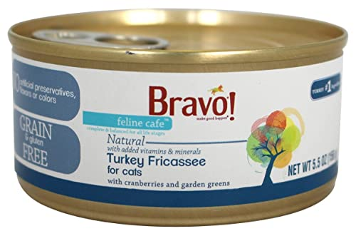 Bravo Canned Cat Food