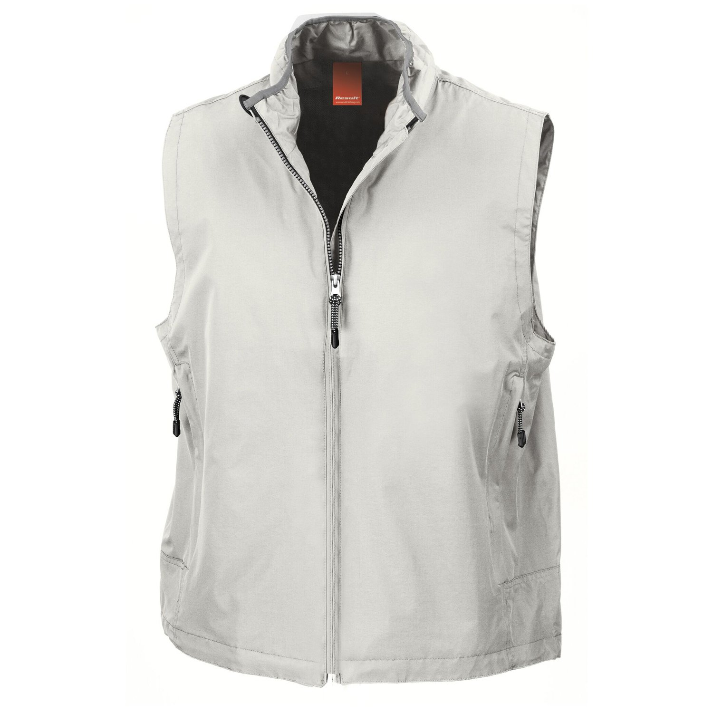 Lihaer Mens Body Warmers Padded Gilet Padded Puffer Jacket Sleeveless Coat Vest Ultralight Vest Dark Blue 2XL
