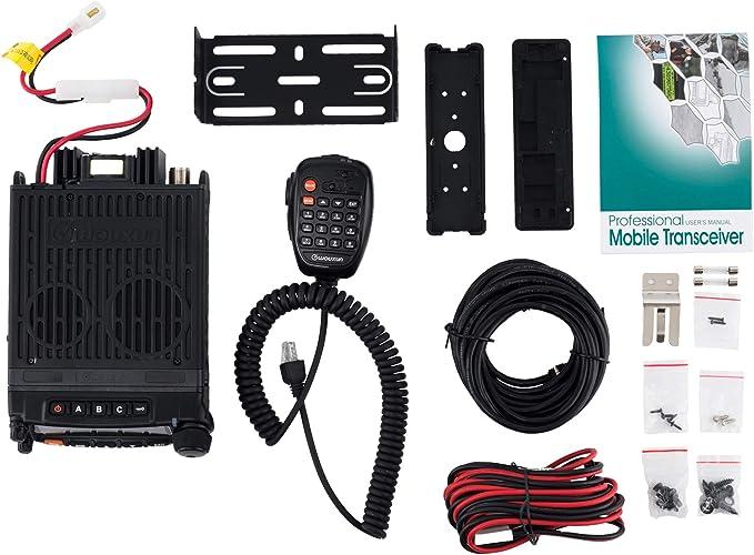 Wouxun Kg Uv980p Quad Band Mobile Radio Cb Band Vhf Elektronik