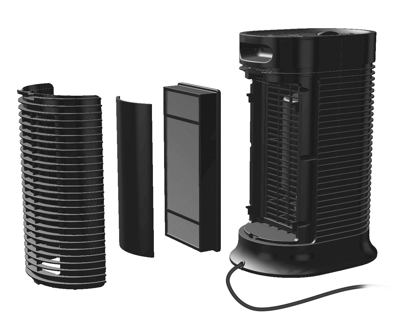 Honeywell HPA060EUVP Pre-Filter Compatible with HPA060E Air Purifier