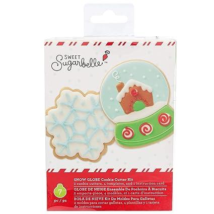 Sweet Sugarbelle 348319 Snow Globe Cookie Cutter, Mutli