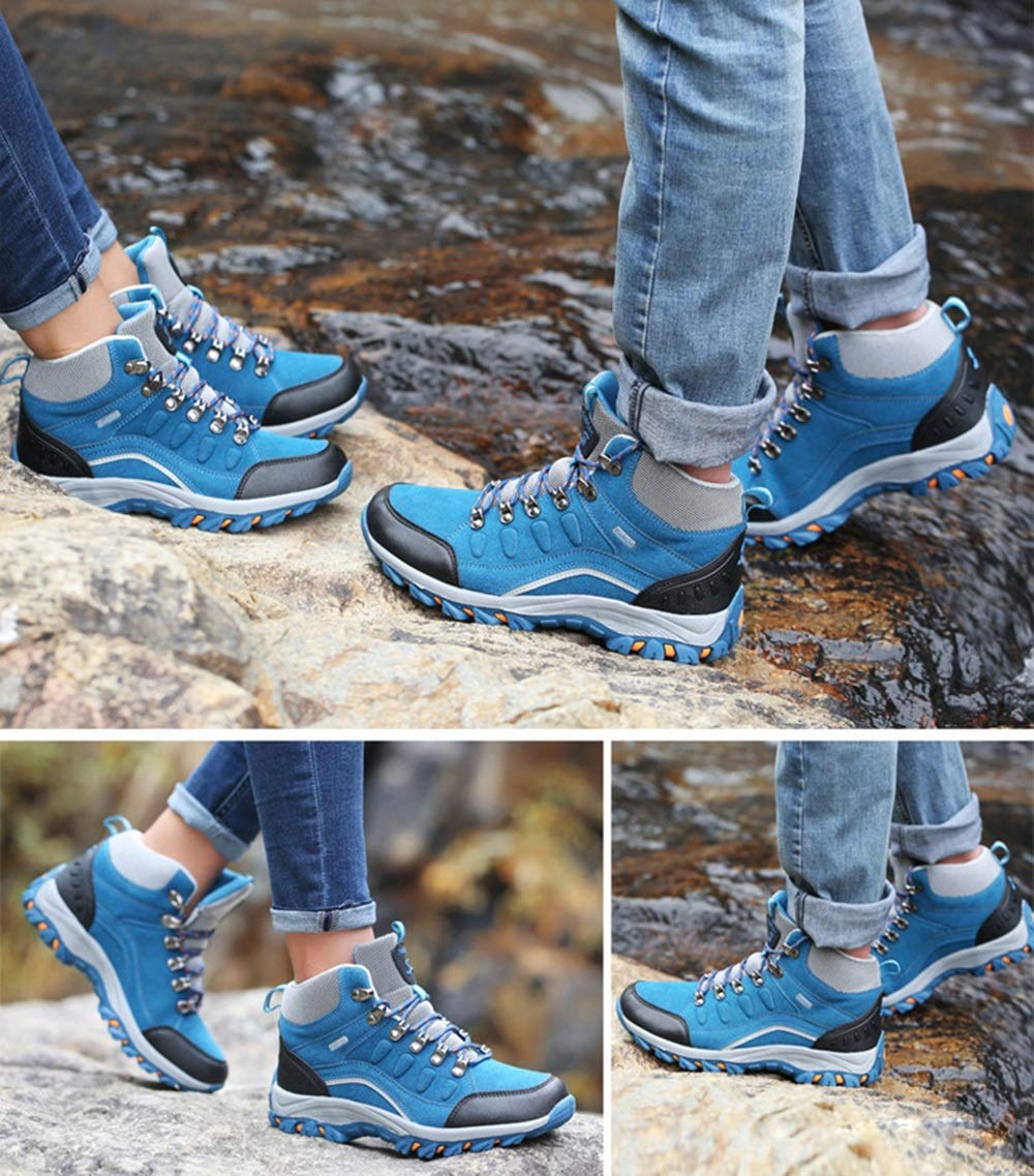 XINGUANG XINGUANG XINGUANG High-Top Bergsteigen Plus Outdoor Wandern Offroad Large Größe Herrenschuhe f104f2