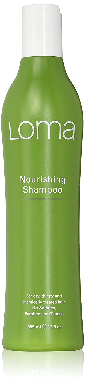 Loma Nourishing Shampoo 12-Ounce/355 ml LNS12