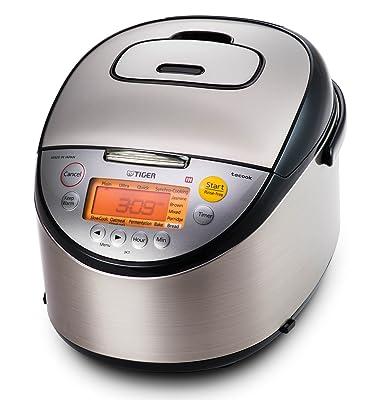 Uniwersalna kuchenka IH Tiger JKT-S18U 10-Cup (niegotowana)