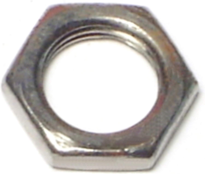 Hard-to-Find Fastener 014973142773 Hex Locknuts 1//8 IP x 9//16 Piece-15
