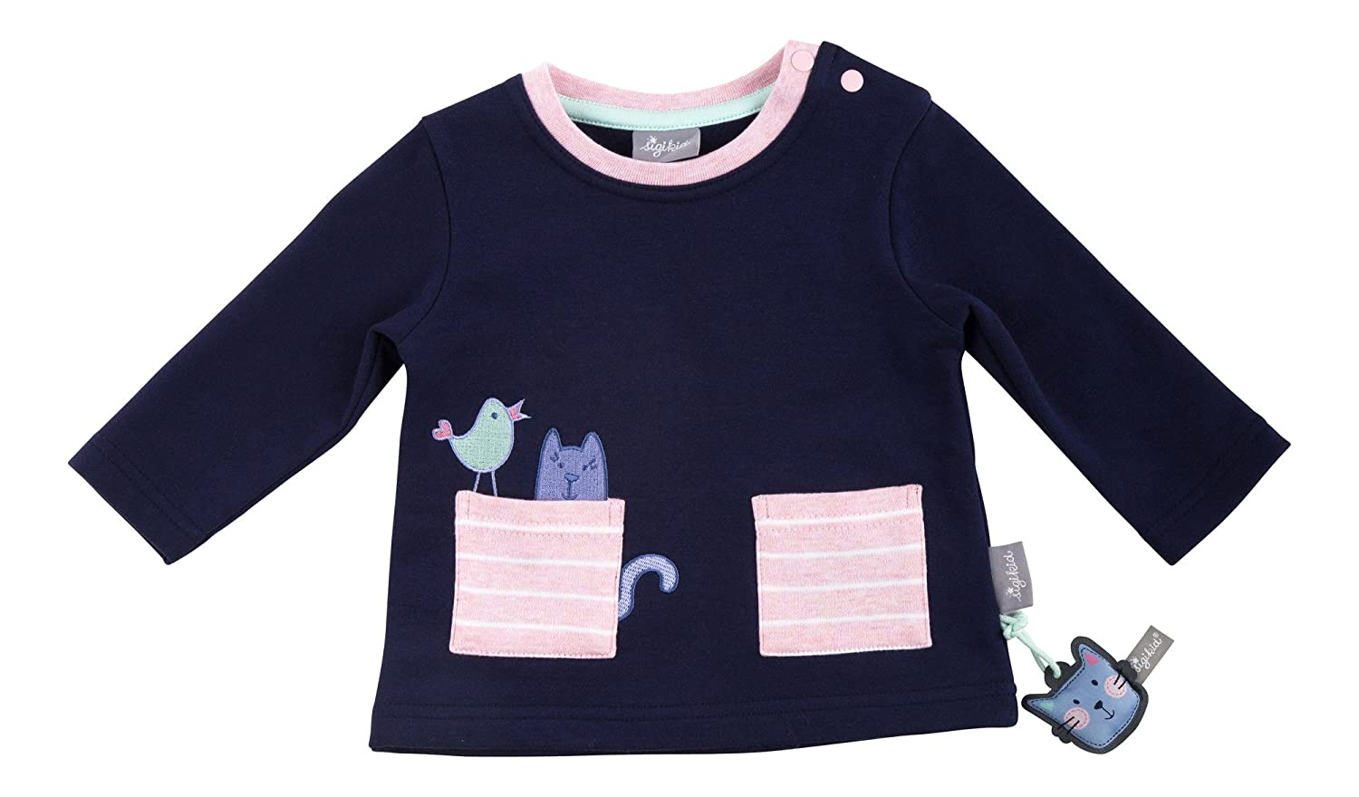 Sweat-Shirt B/éb/é Fille Baby Sigikid Sweatshirt