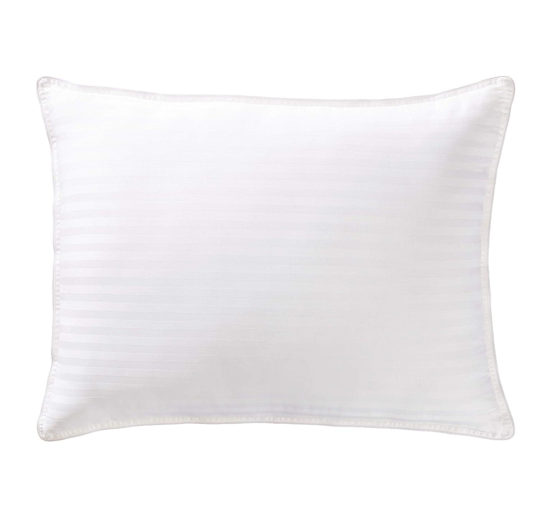 AmazonBasics Hotel-Style Down-Alternative Pillows - Standard, 2-Pack