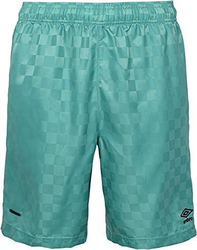 Umbro Mens Checkerboard Short