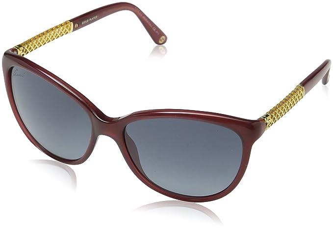 Amazon.com: Gucci gg3645/S – Gafas de sol, 56/15/135: Gucci ...