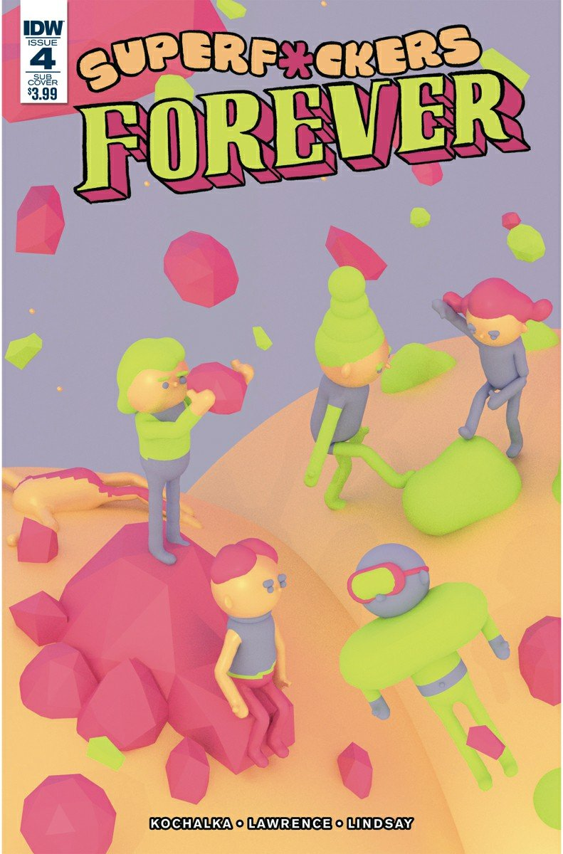 Read Online Super F*Ckers Forever #4 Subscription Variant pdf epub