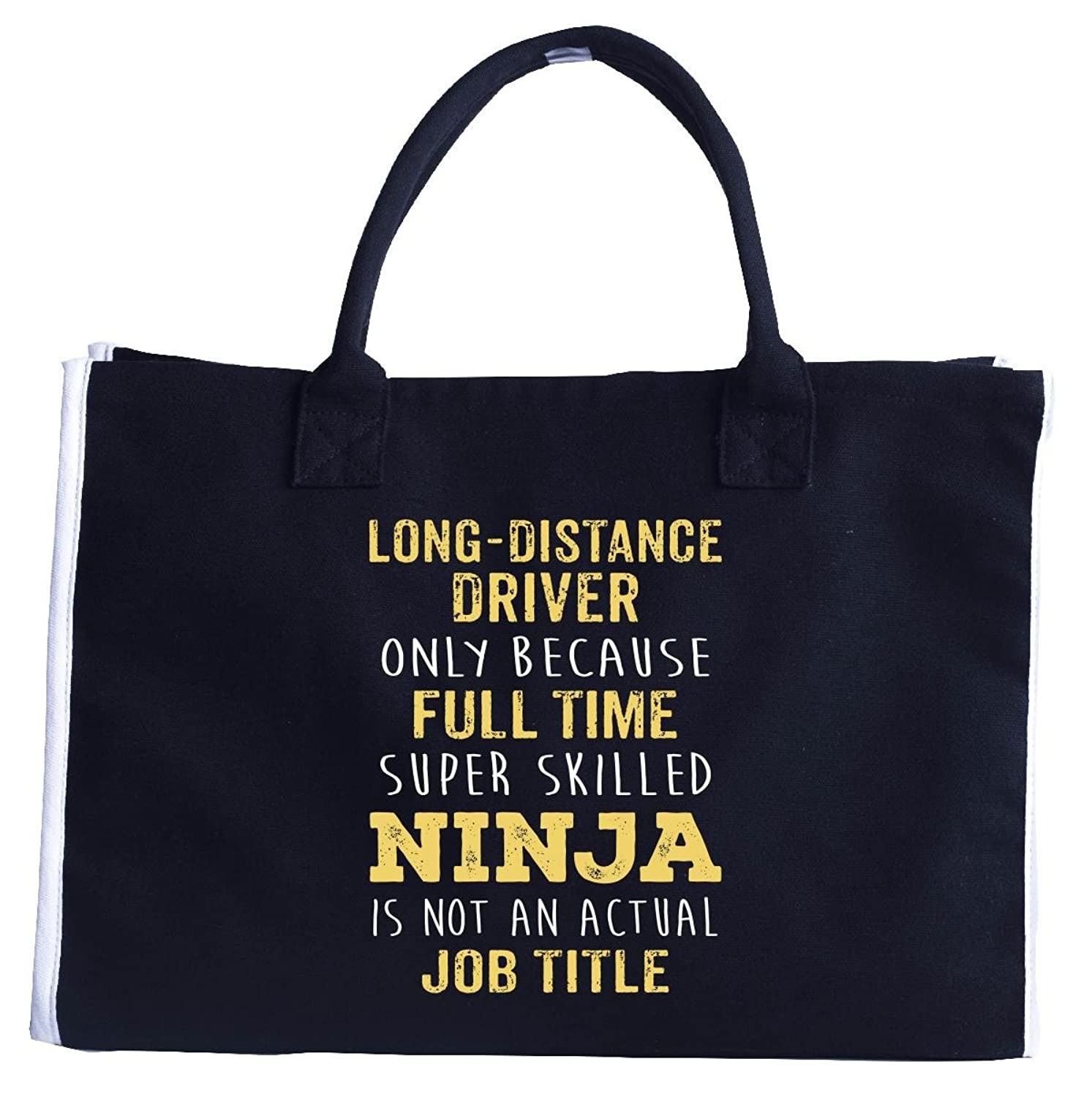 Best Gift Idea For A Ninja Long Distance Driver - Fashion Tote Bag