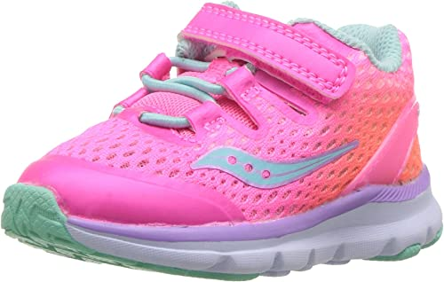 Saucony Kids Baby Freedom Iso Sneaker