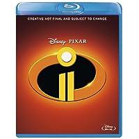 Incredibles 2 [Blu-ray] [2018] [Region Free]