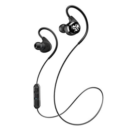 acbce3a0bfd Image Unavailable. Image not available for. Color: JLab Audio Epic Bluetooth  4.0 Wireless Sports Earbuds ...