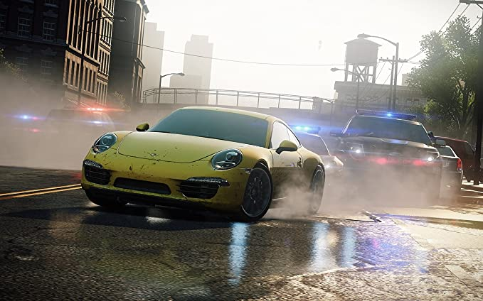Need for Speed : Most Wanted [Importación francesa]: Amazon.es: Videojuegos