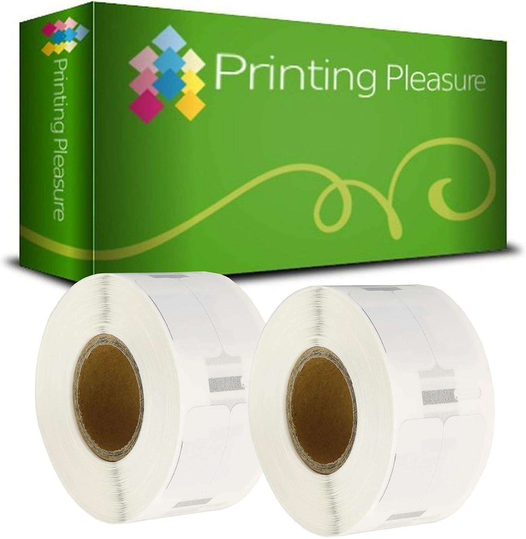 Printing Pleasure 20 x x x 99017 Rollen Etiketten kompatibel für Dymo LabelWriter & Seiko Etikettendrucker   50mm x 12mm   220 Stück   Hängeablageetiketten B0172ACVHA | Flagship-Store  27424d